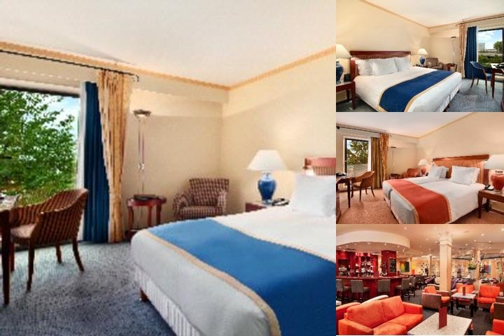 Hilton Amsterdam Airport Schiphol photo collage