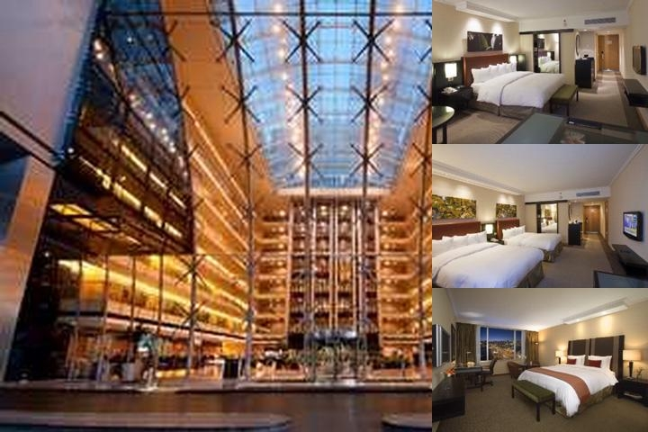 Hilton Buenos Aires photo collage