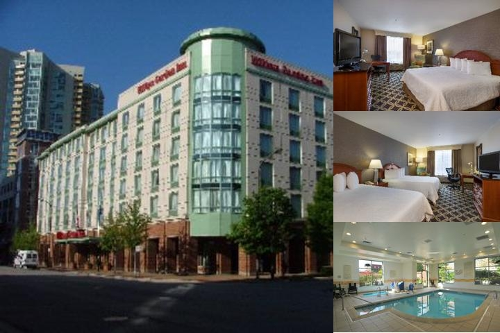 Hilton Garden Inn Chicago North Shore / Evanston photo collage