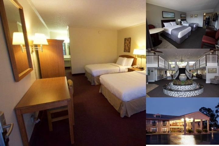 At Home Inn & Suites photo collage