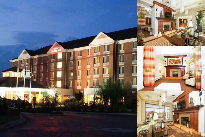 Hilton Garden Inn Anderson photo collage