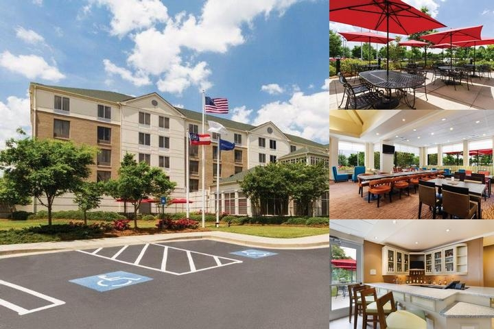 Hilton Garden Inn Atlanta East / Stonecrest photo collage