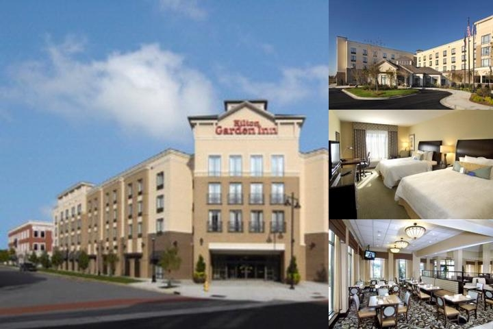 Hilton Garden Inn Charlotte / Ayrsley photo collage