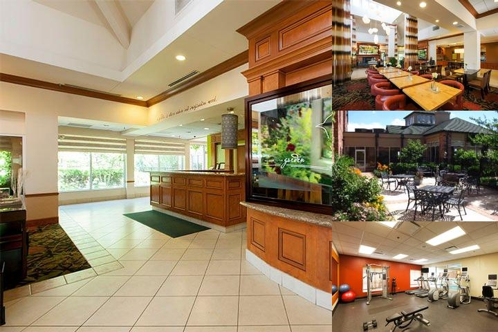 Hilton Garden Inn Chicago / Tinley Park photo collage