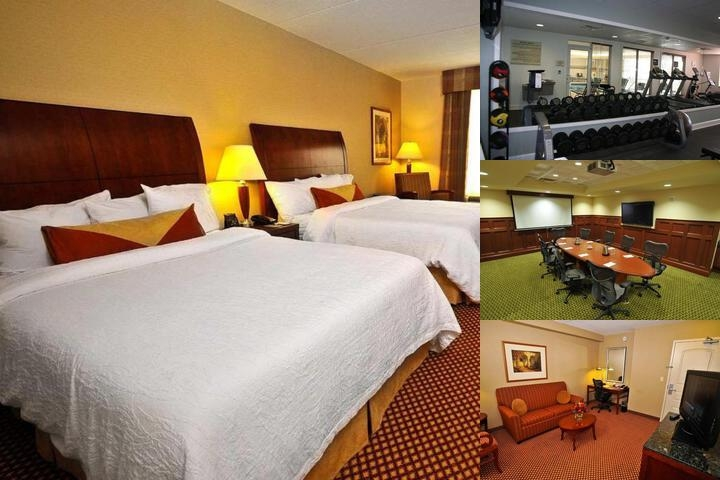 Hilton Garden Inn Erie photo collage