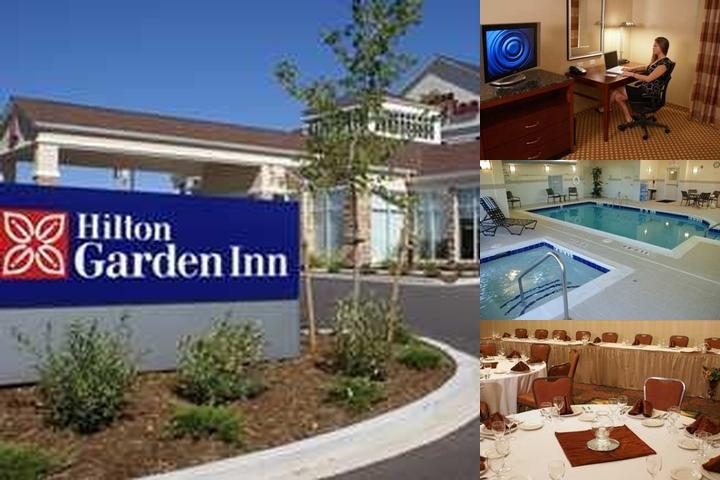 Hilton Garden Inn Fort Collins photo collage