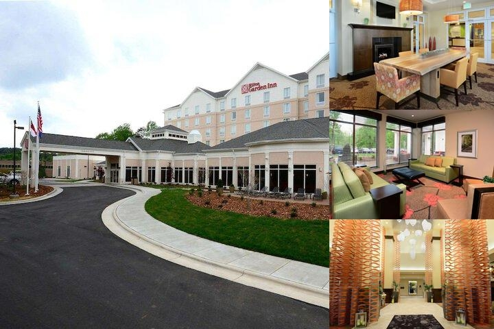 Hilton Garden Inn Greensboro Airport photo collage