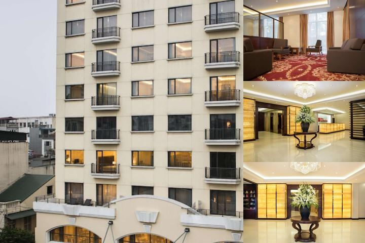 Hilton Garden Inn Hanoi photo collage