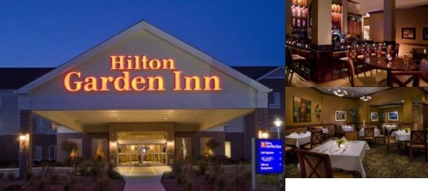 Hilton Garden Inn Milwaukee Park Place photo collage