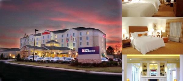 Hilton Garden Inn Myrtle Beach / Coastal Grand Mall photo collage