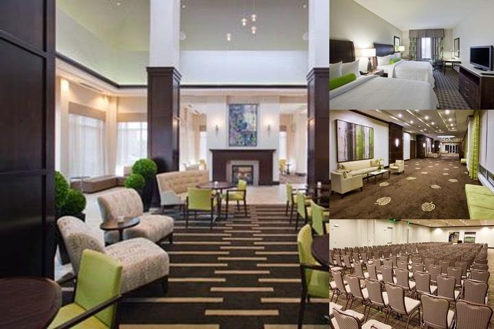 Hilton Garden Inn Raleigh Cary photo collage