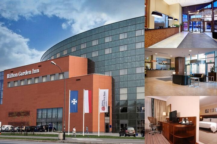 Hilton Garden Inn Rzeszow photo collage