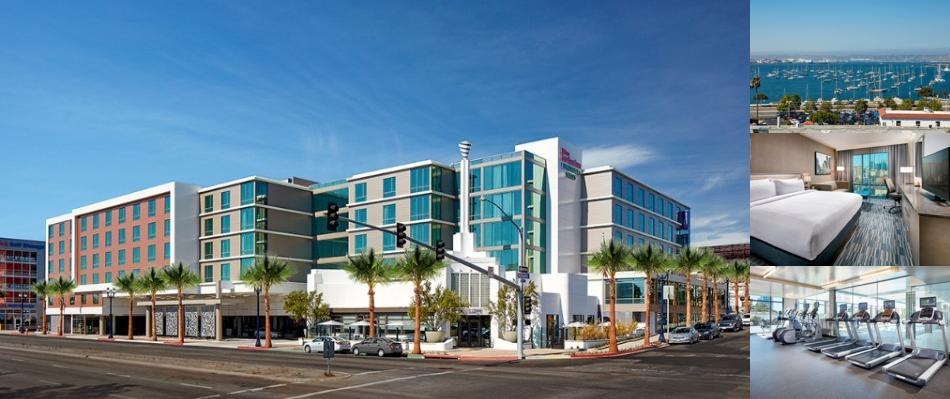 Hilton Garden Inn San Diego Downtown Bayside Ca San Diego Ca 2137 Pacific Highway 92101