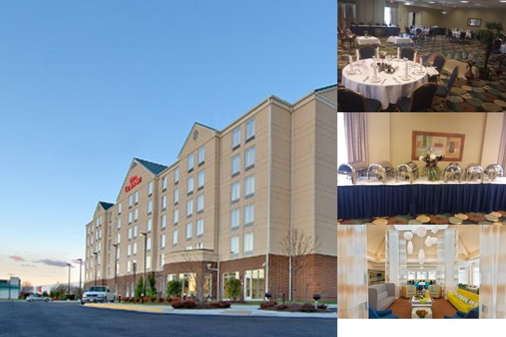 Hilton Garden Inn Washington DC / Greenbelt photo collage