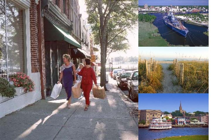 Hilton Garden Inn Wilmington Mayfaire Town Center photo collage