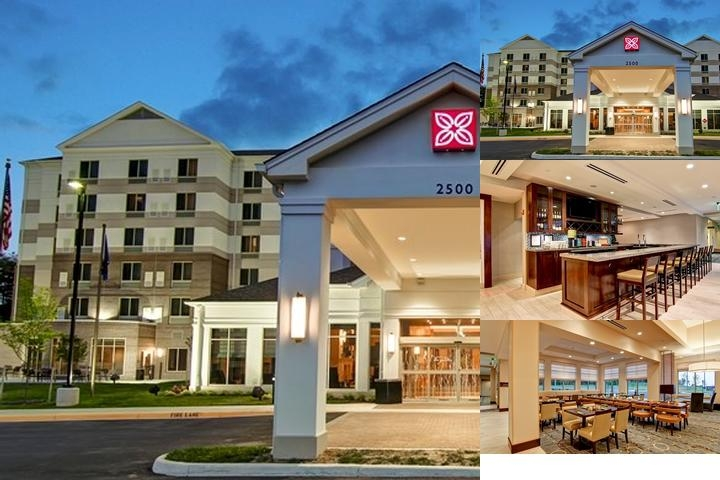 Hilton Garden Inn Woodbridge photo collage
