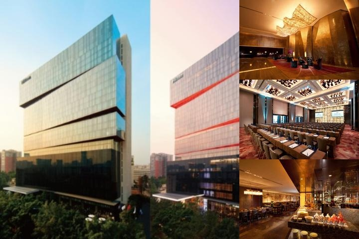 Hilton Guangzhou Tianhe photo collage