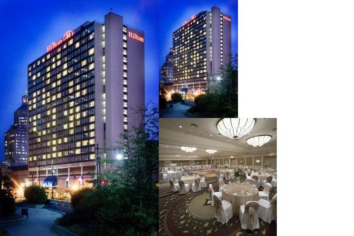 Hilton Hartford photo collage