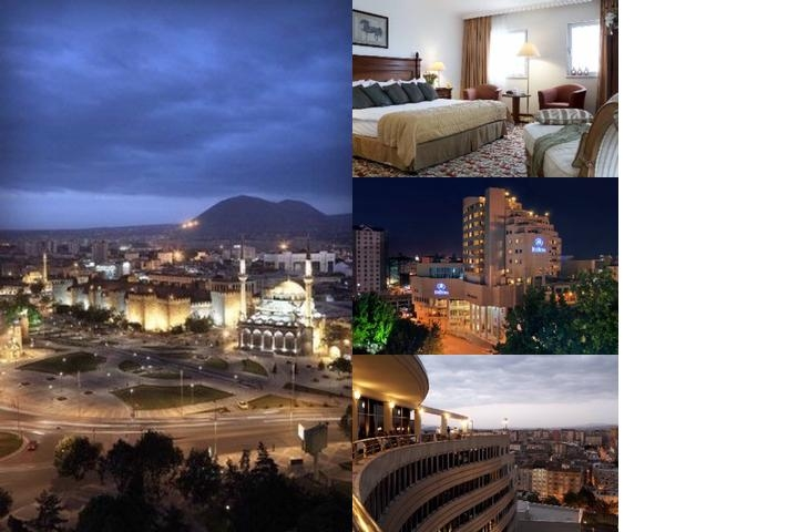 Hilton Kayseri photo collage