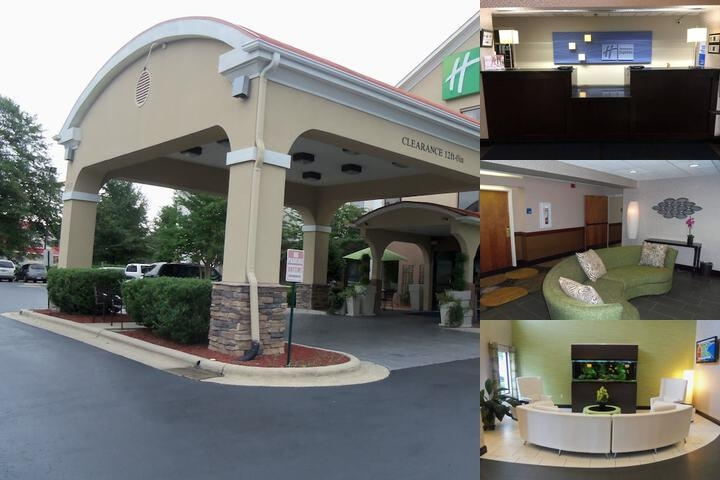 Holiday Inn Express Sanford photo collage