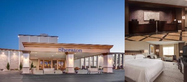 Sheraton Hotel photo collage