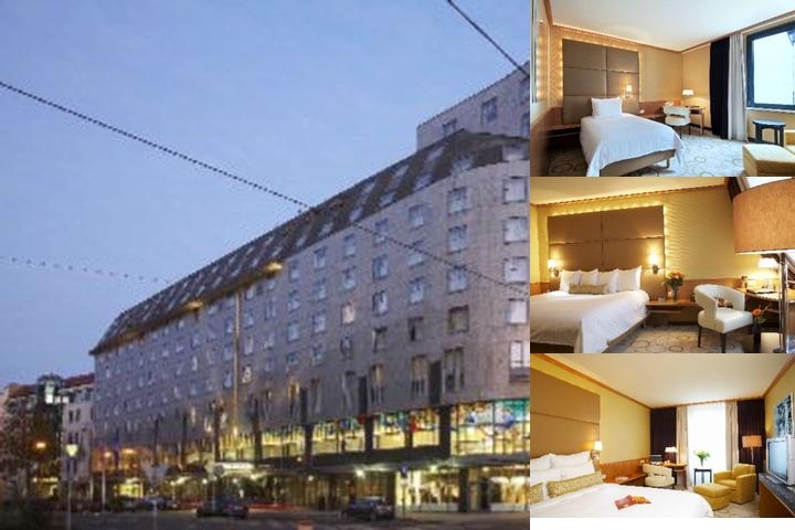 Hilton Prague Old Town photo collage
