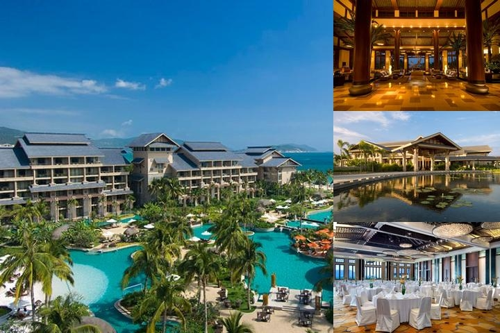 Hilton Sanya Yalong Bay Resort & Spa photo collage
