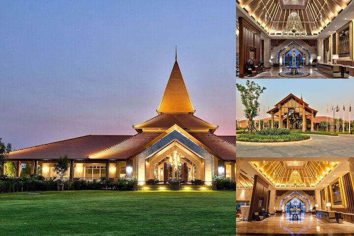 Hilton Nay Pyi Taw photo collage