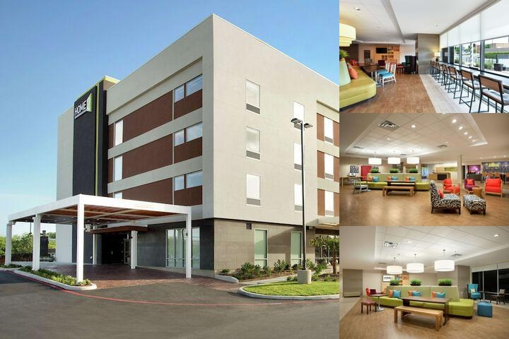 Home2 Suites by Hilton San Antonio Airport photo collage