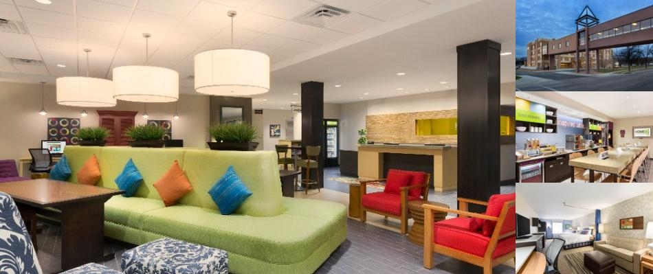 Home2 Suites by Hilton Sioux Falls / Sanford Medical Center photo collage