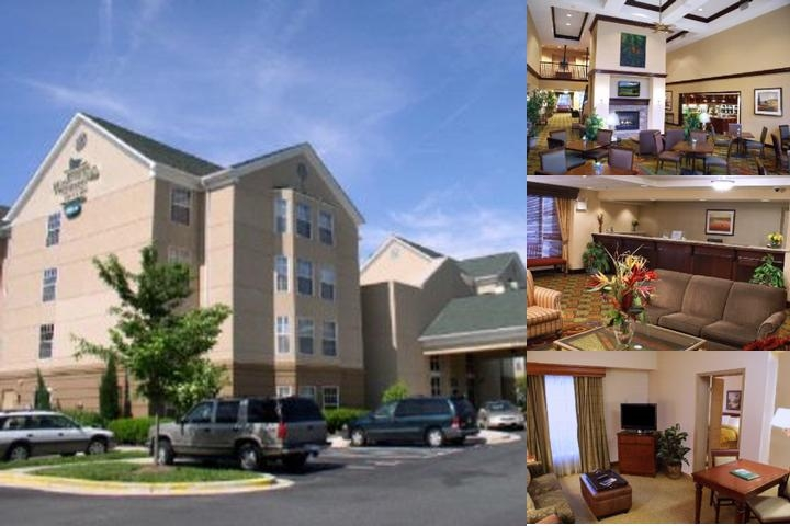 Homewood Suites by Hilton Baltimore BWI Airport photo collage
