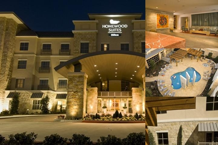 Homewood Suites by Hilton Dallas Frisco photo collage