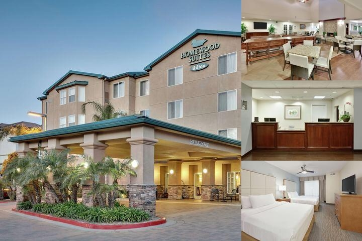 Homewood Suites by Hilton San Diego Del Mar photo collage