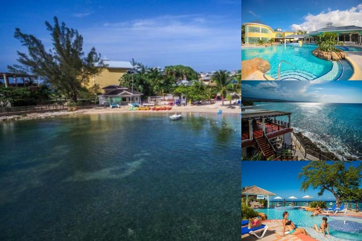 Jewel Paradise Cove Resort & Spa Runaway Bay Curio Collection By photo collage