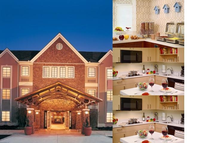 Sonesta Suites photo collage