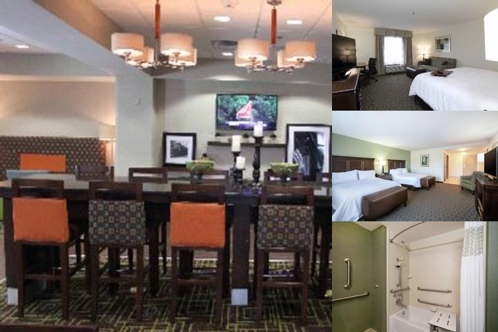 Hampton Inn Huntington University Area Wv photo collage