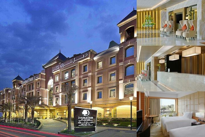 Doubletree by Hilton Hotel Riyadh Al Muroj Business Gate photo collage