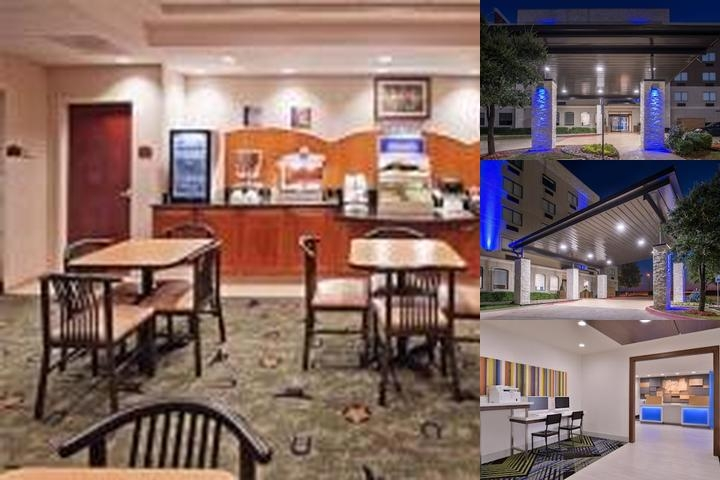 Holiday Inn Express & Suite Mesquite photo collage
