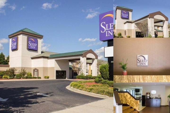 Sleep Inn Wilson photo collage