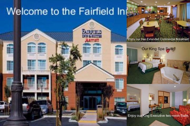 Fairfield Inn & Suites Fairfield Napa Valley Area photo collage