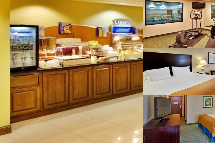 Holiday Inn Express Waterloo / Cedar Falls photo collage