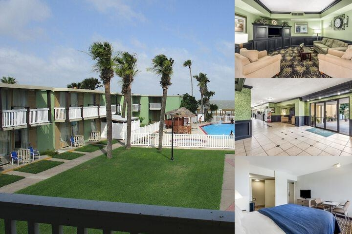 Quality Inn & Suites on the Beach photo collage