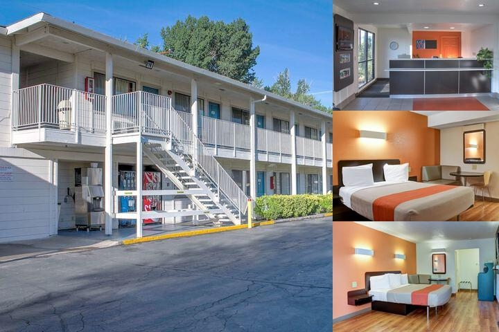 Motel 6 Bishop photo collage