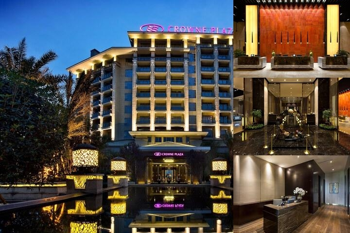 Crowne Plaza Chongqing New North Zone photo collage