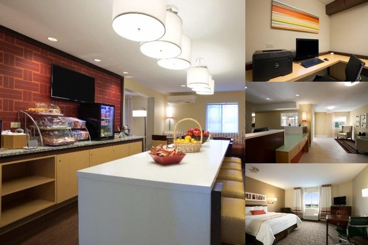 Hawthorn Suites Detroit Auburn Hills photo collage