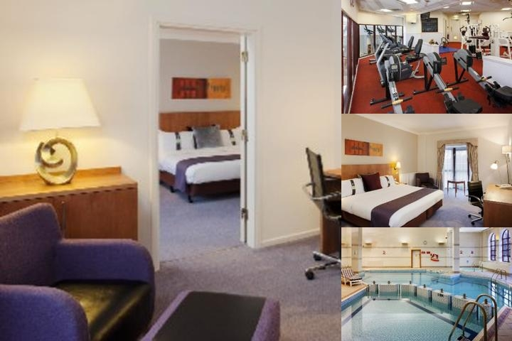 Crowne Plaza Solihull photo collage