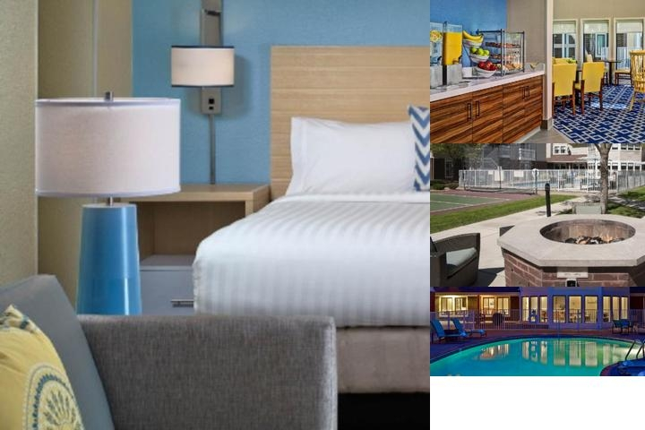 Sonesta Es Suites Minneapolis St. Paul Airport photo collage