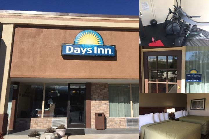 Days Inn Airport Charlotte photo collage