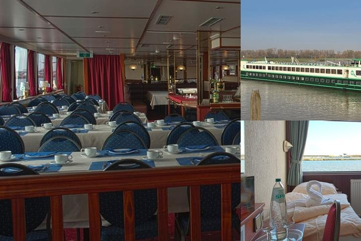 Faircruise Business Hotelship Amsterdam photo collage