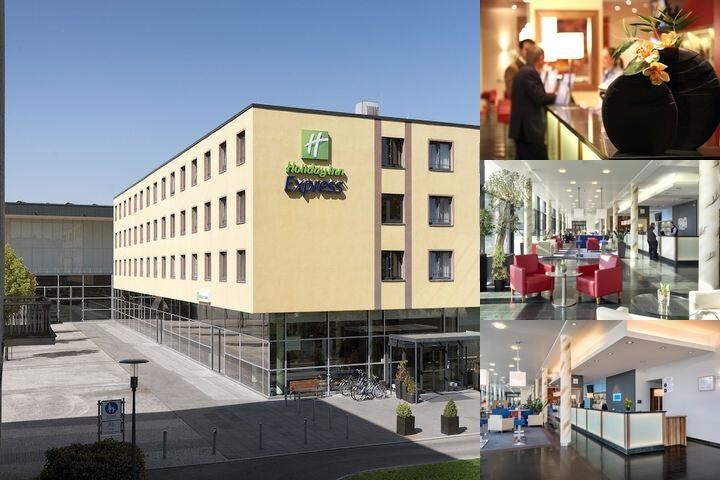 Holiday Inn Express Singen photo collage